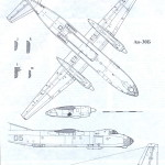 An-30 blueprint