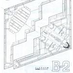 B-2 Spirit blueprint