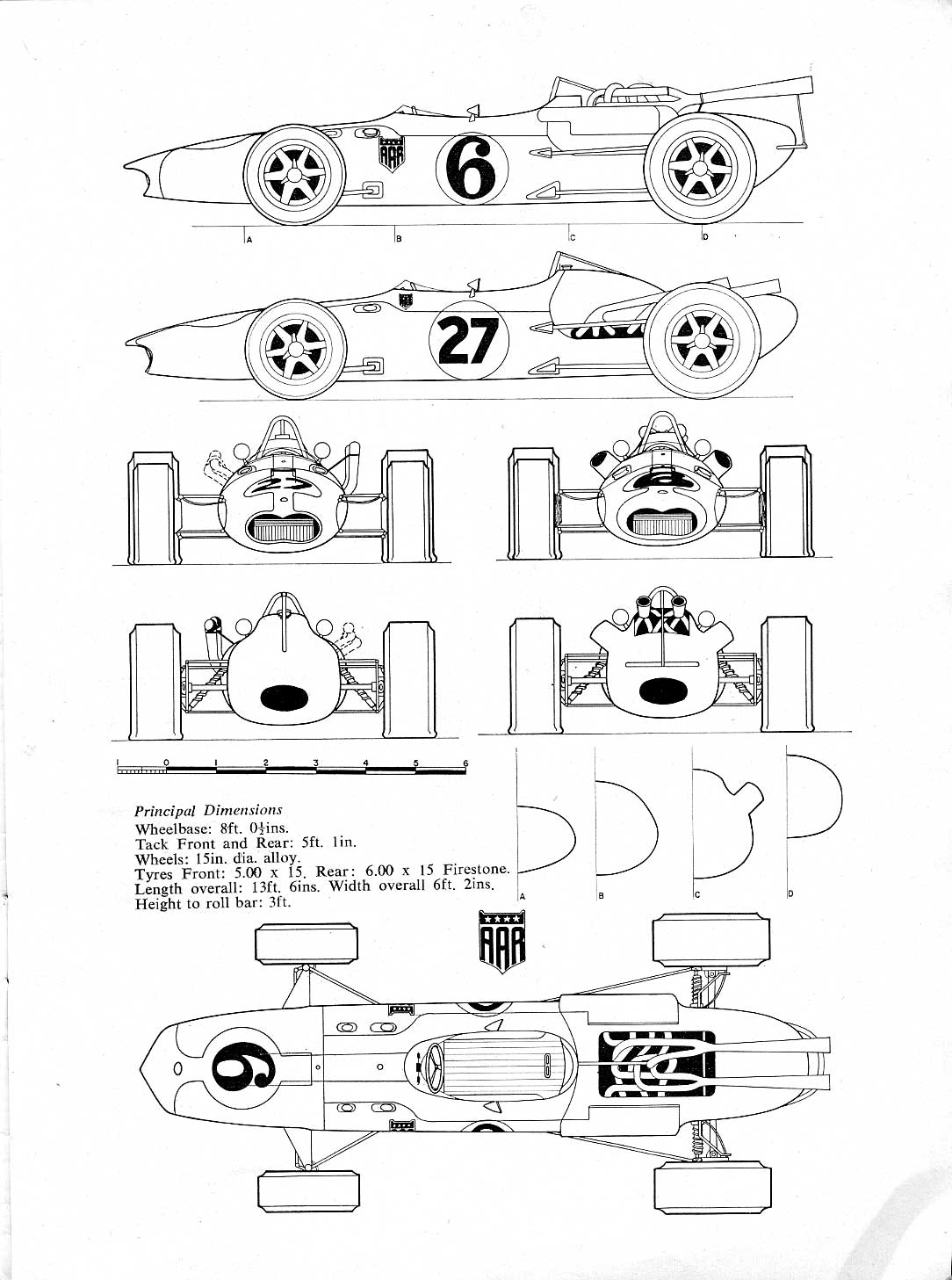 Eagle Mk1 blueprint