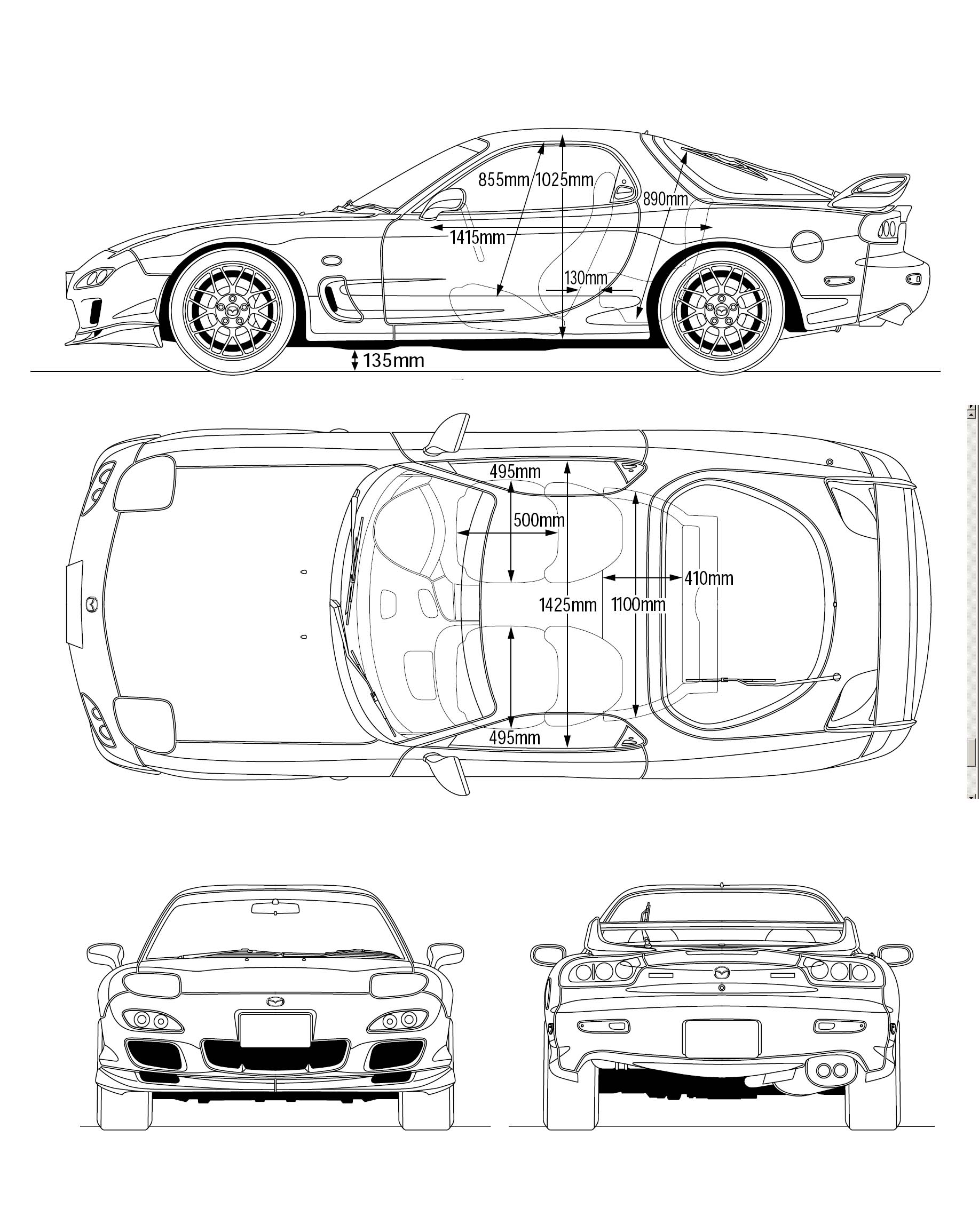 Mazda Rx 7 Rotary Engine Diagram on patent diagrams mazda direct injection rotary engine