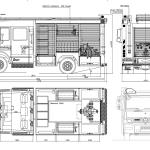 Atego firetruck blueprint