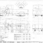 Land Rover 109 blueprint