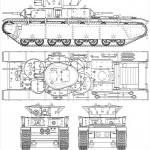 T-35 blueprint