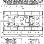 KV-2 blueprint