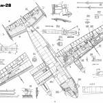 AN-28 blueprint
