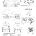 BA-64 blueprint