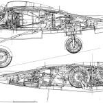 Horten ho-229a blueprint