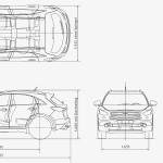 Infiniti FX blueprint