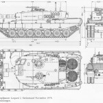 Leopard 2 blueprint