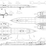 reconnaissance aircraft Blueprints - Download free ...