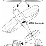 Stolp Acroduster blueprint