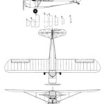 Aeronca Champion blueprint