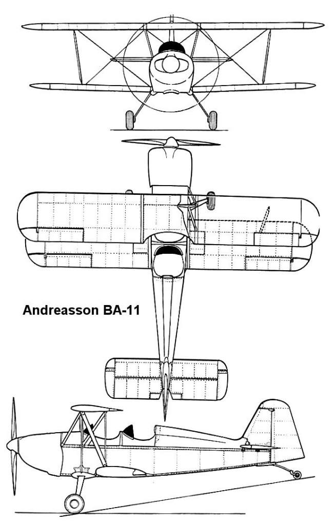 BA-11 blueprint