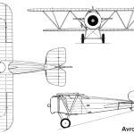Avro 531 blueprint