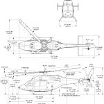 Bell 429 blueprint