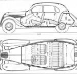 BMW 326 blueprint