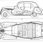 BMW 326 blueprint