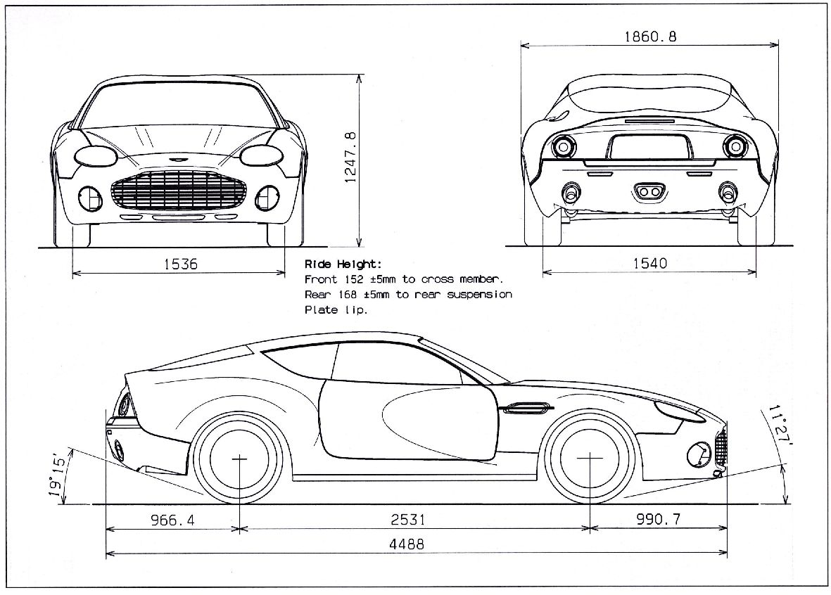 Zagato Wiring Diagram Page 3 And Schematics Aston Martin Vantage Vanquish Diagrams Auto V12
