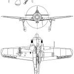 Fw 190 blueprint