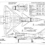 Chengdu J-10A blueprint