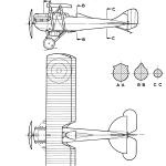 Nieuport-Delage NiD 29 blueprint