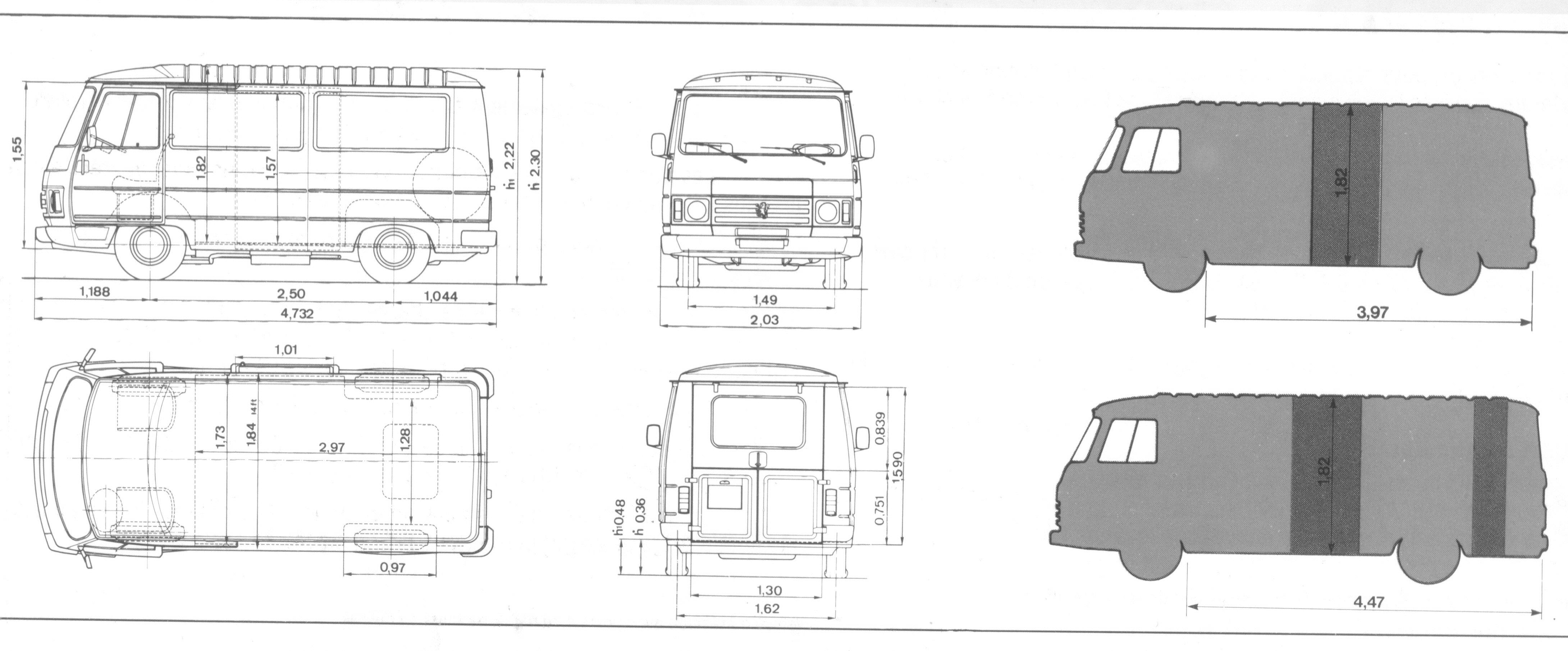 Peugeot j9 blueprint download free blueprint for 3d modeling for Free 3d blueprints