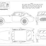 AC Aceca blueprint