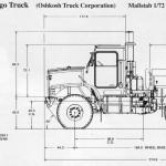 Oshkosh truck