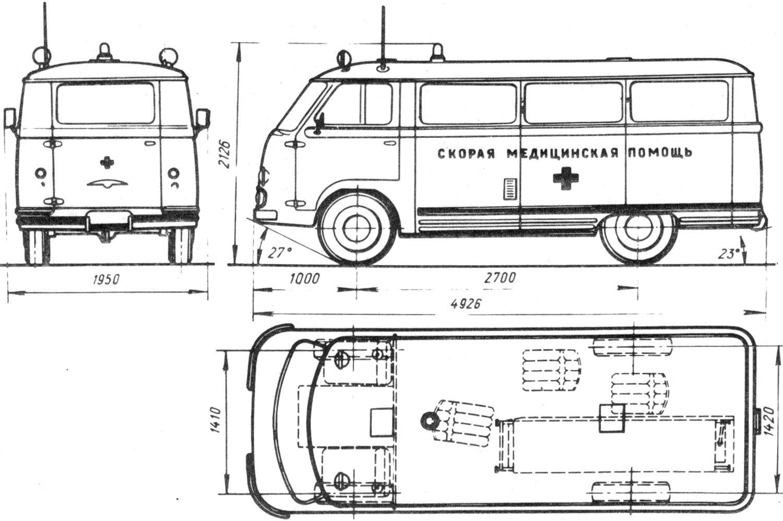 RAF-977 blueprint