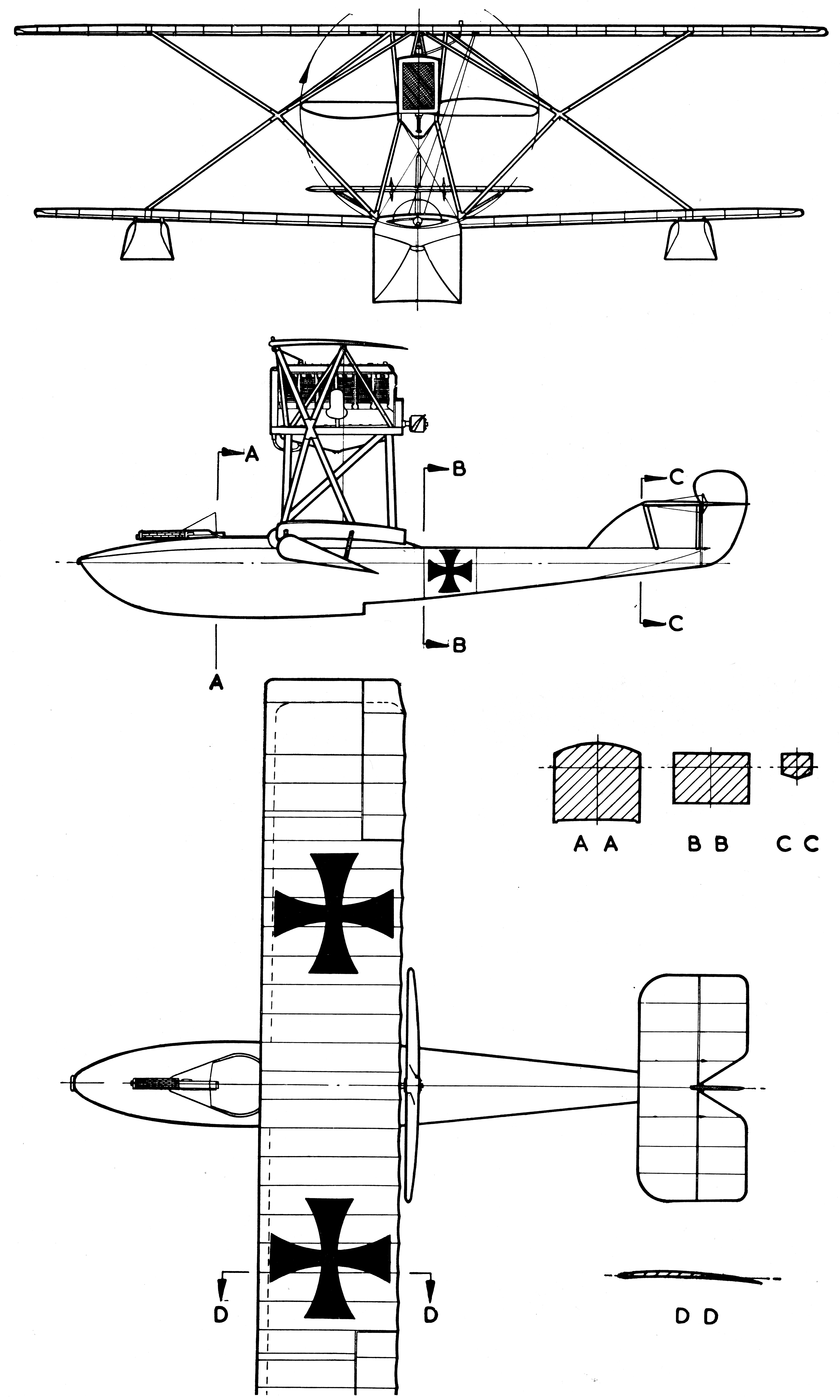 Hansa-Brandenburg CC blueprint