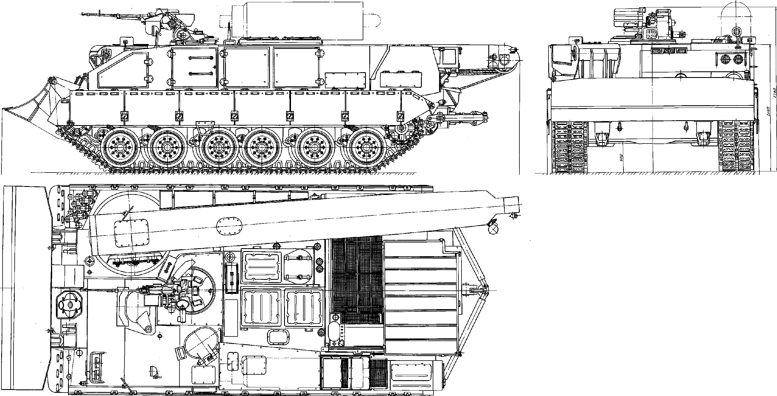 BREM-84 blueprint