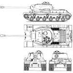IS-2 blueprint