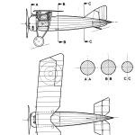 Morane-Saulnier AI blueprint