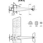 Morane-Saulnier L blueprint