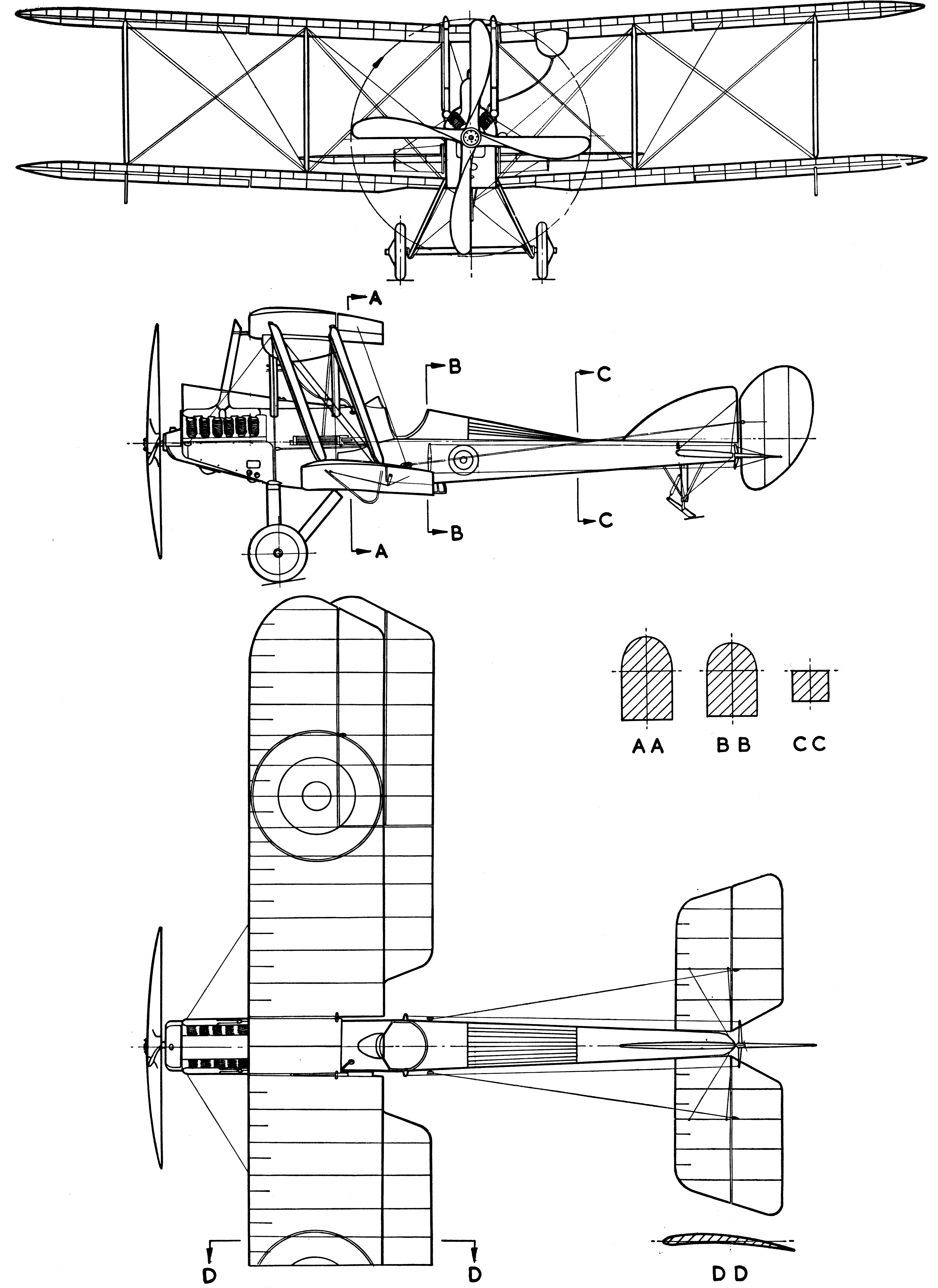 B.E.12 blueprint