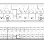 Scania OmniExpress blueprint