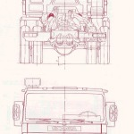 SCANIA R142H blueprint