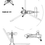 Cierva C.30 blueprint