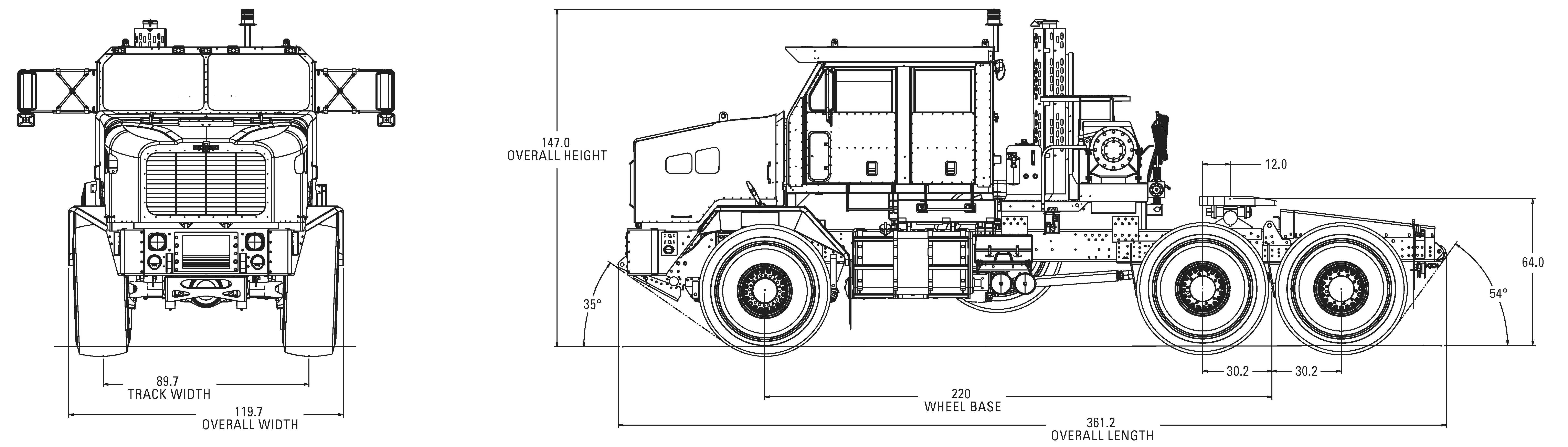 Oshkosh Het 2009 Blueprint Download Free Blueprint For 3d Modeling