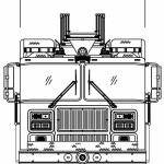 Seagrave Aerial 100 blueprint