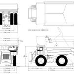 Terex TR100 blueprint