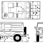Volvo C303 blueprint