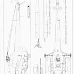 PZL SM-2 blueprint