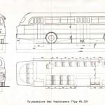 Ikarus 66 blueprint