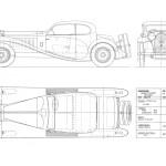 Coupe de Ville blueprint