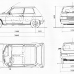 Talbot Samba blueprint