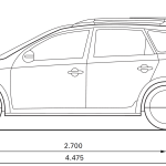 Hyundai i30 blueprint
