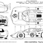 Chaparral 2D blueprint