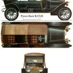 Russo-Balt K12/20 blueprint