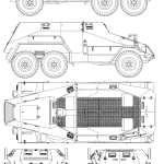 Sd.Kfz. 247 blueprint